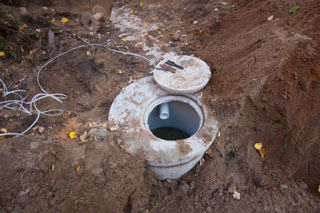 Septic pipe
